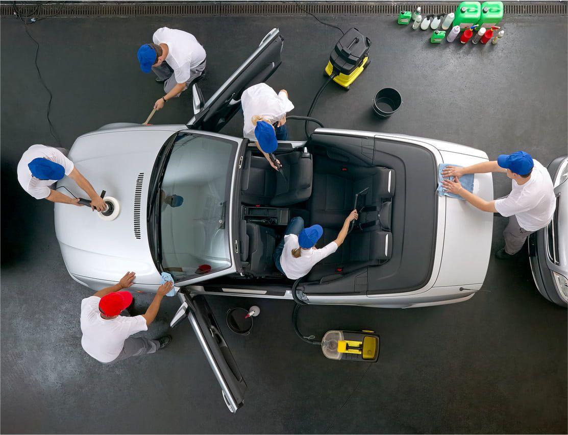 penjelasan auto detailing