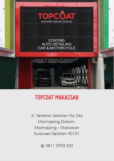 Salon Coating Mobil Makassar