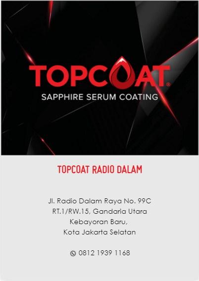 Salon Coating Mobil Radio Dalam